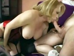 Tranny jizzing on lovers belly