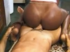 Ebony shemale crazy fucks